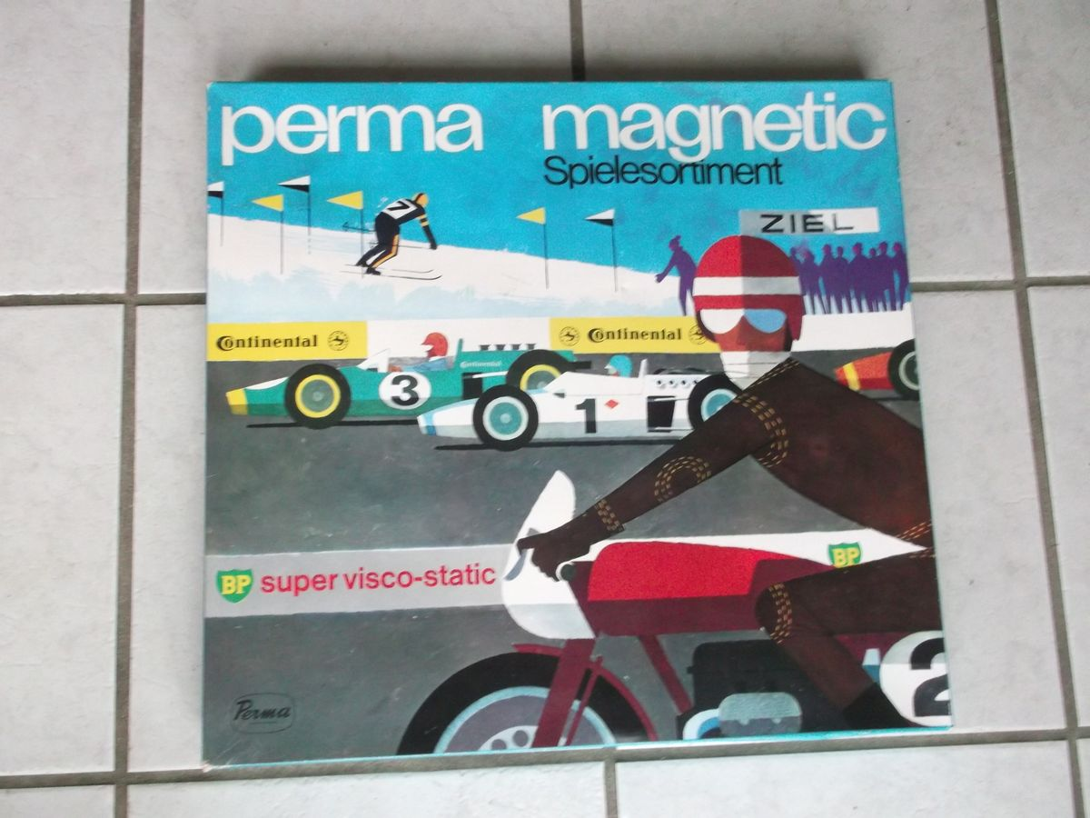 Perma magnetic Spielesortiment (1)